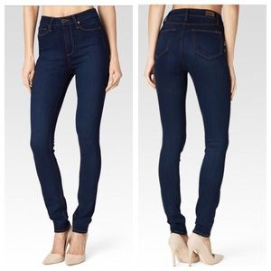 PAIGE smooth Demin Margot Ultra Skinny Jeans 28